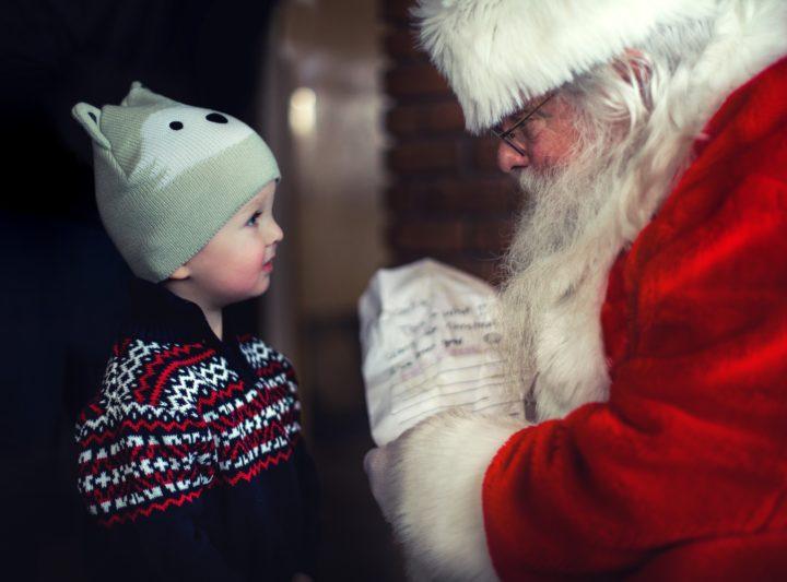 Nikolausgeschenke für bedürftigtige Kinder